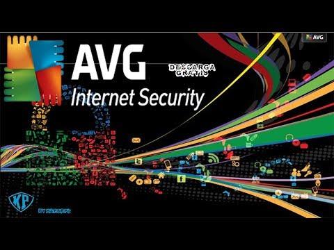 AVG Internet Security  Full serial 2019
