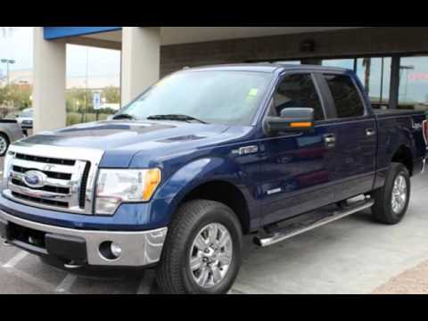 2011 Ford F 150 Crew Cab Xlt 4wd For Sale In Phoenix Az Youtube