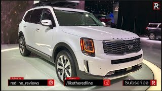 2020 Kia Telluride - Redline: First Look - 2019 NAIAS