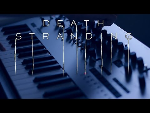 Death Stranding Theme on Korg Minilogue