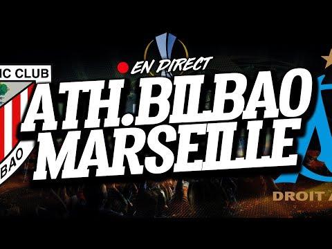 🔴 direct / live : ath bilbao - om // club house ( athletic bilbao - marseille )
