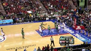 Boston Celtics vs Philadelphia 76ers | February 5, 2014 | NBA 2013-14 Season