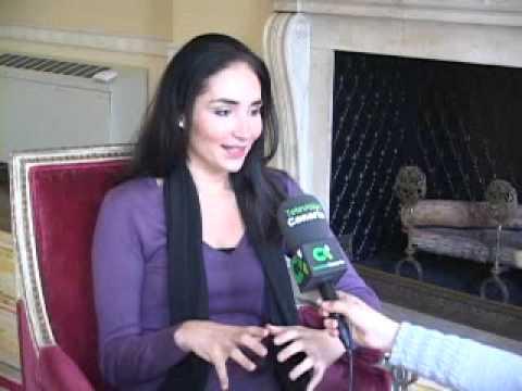 Entrevista Eva León violinista Boston/NY