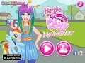 Barbie My Little Pony Make Over Dress Up Game - Free Barbie Games