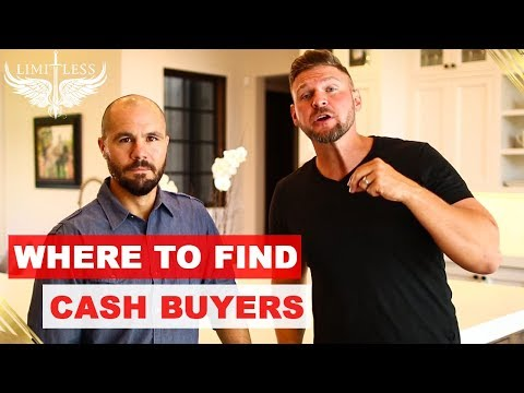 How To Find Buyers For Wholesaling Real Estate