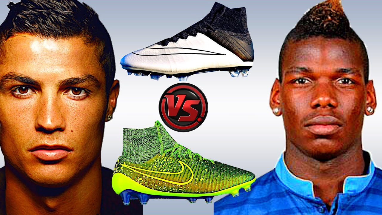 Exceptionnel Ronaldo VS Pogba - Boot Battle: FAKE Nike Mercurial Superfly V CR7  VS71