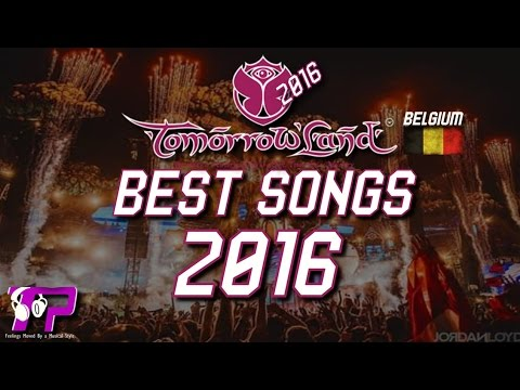 BEST SONGS OF TOMORROWLAND 2016 | BELGIUM | PART 2