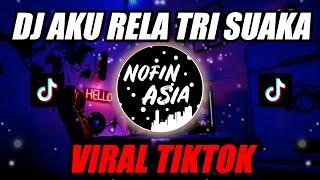 Download Mp3 Dj Aku Rela - Tri Suaka   Remix Full Bass 2019