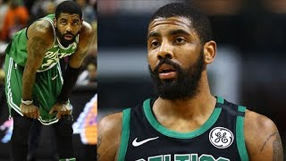 Kyrie Needs Surgery! Celtics Comeback 38-23 in 4th vs Blazers! 2017-18 Season