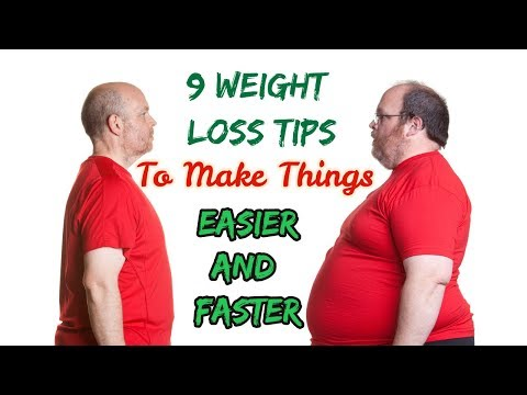 9 Weight Loss Tips To Make Things Easier and Faster – Ways to Lose Weight At Home
