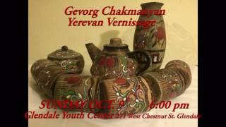Paros with Talin Apanian, Gevorg Chakmanyan and Tigran Avetisyan 10 03 16
