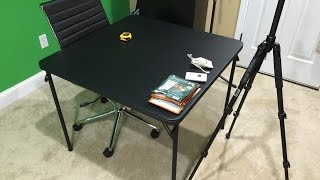 Cosco Dorel Industries Square Vinyl Top Folding Dining Or Card Table Review