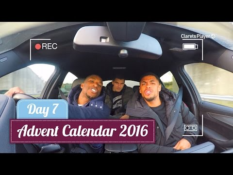 ADVENT DAY 7 | Carpool Karaoke with Darikwa, Vokes & Gray