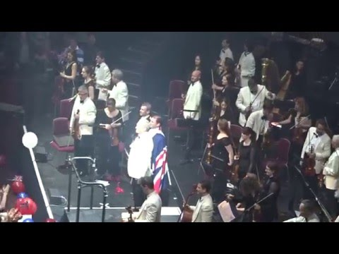 CLASSICAL SPECTACULAR, ROYAL ALBERT HALL MARCH 2016