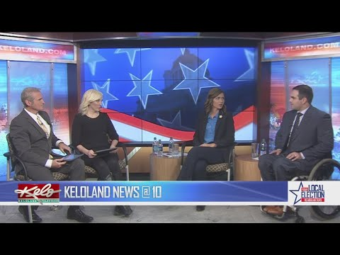 Sutton And Noem Spar In KELOLAND Debate