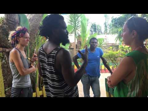 Rasta Village in Blue Mountain , Jamaica - 1 RAW minute