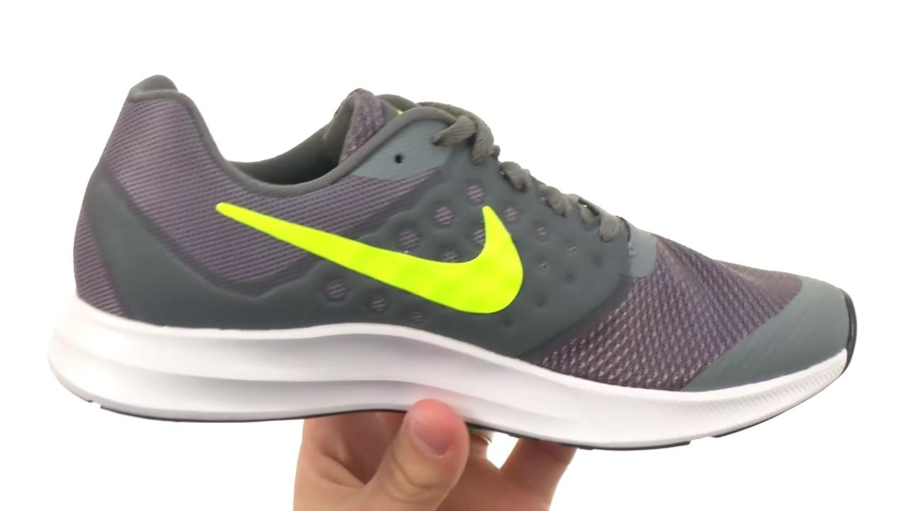 4e58e1988e3 Nike Kids Downshifter 7 (Big Kid) SKU 8800944 - YouTube