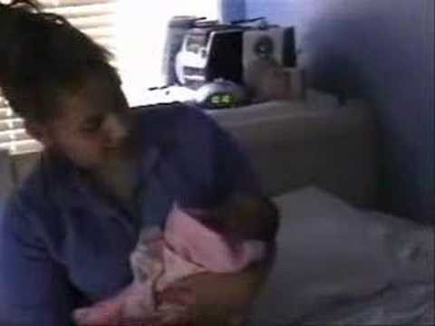 TJ turns 2..Newborn Isabella 2006