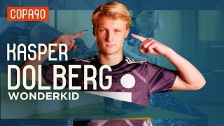 How To Be A Wonderkid with Kasper Dolberg #HereToCreate