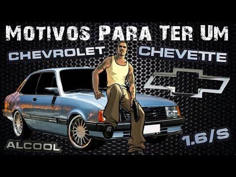 Motivos para ter um Chevette - Motor Trincado