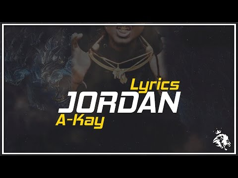 Jordan | Lyrics | A Kay | Latest Punjabi Song 2016 | Syco TM