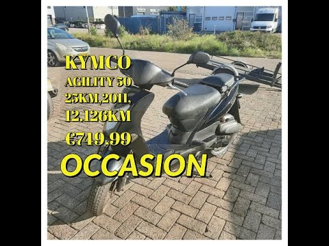 OCCASION: Kymco Snorscooter