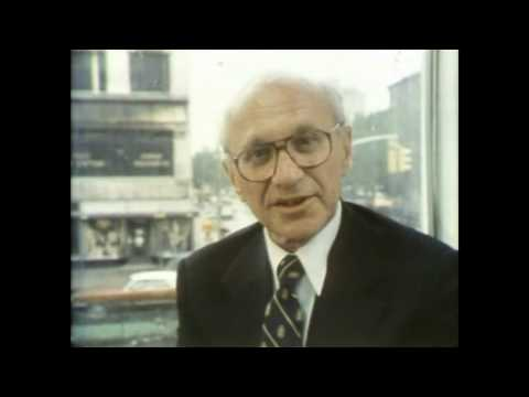 Milton Friedman on the Great Depression, Bank Runs & the Federal Reserve
