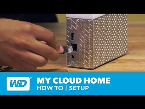 My Cloud Home How-to | Setup - YouTube
