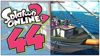 Splatoon 2 Online Part 44: NEUE Karte MANTA MARIA im Test