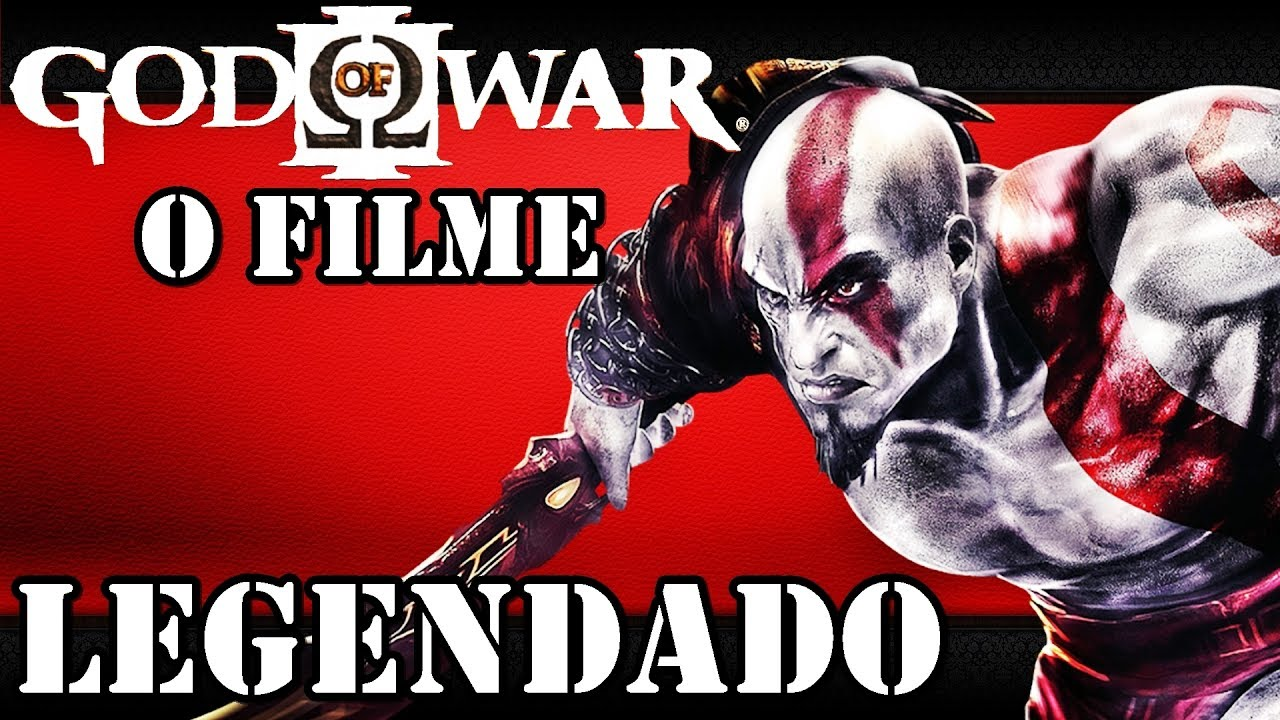 GOD OF WAR III - FILME COMPLETO - LEGENDADO [HD]