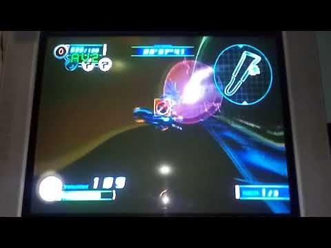 Sonic Riders Zero Gravity: Nightside Rush Time Attack 00'32''84 Replay