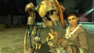 Прохождение Half-Life 2 часть 4