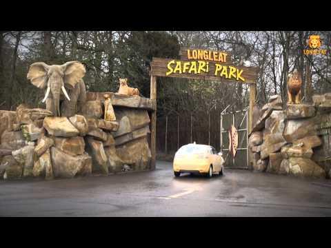 Bubble Car Service at Longleat