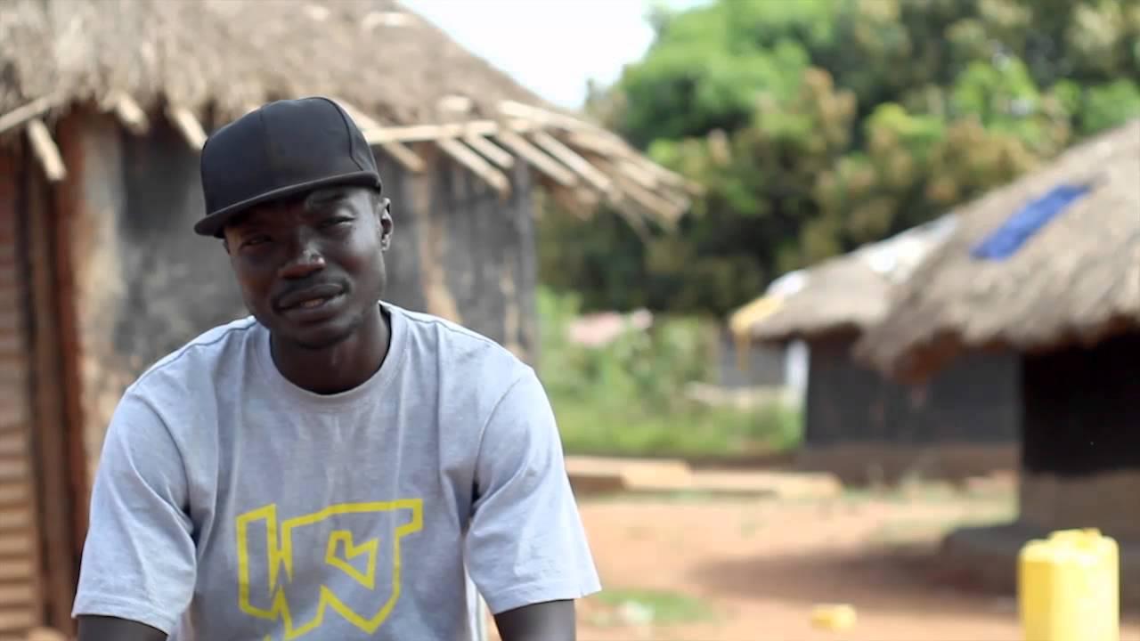 MC Wang Jok @ HipHop Boot Camp '14, Gulu - YouTube