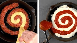 Pizza Lovers Will Go Nuts For This Spiral Concoction
