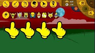 Stick War Legacy    NEW UPDATE 8 ITEMS GOLDEN   Stick War    KasubukTQ screenshot 4