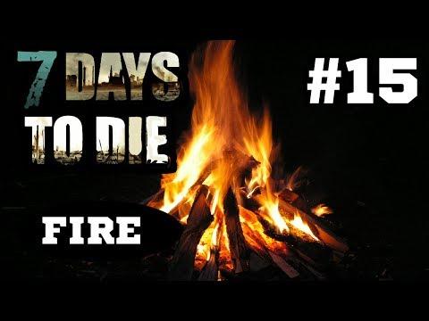 7 Days To Die - Выходки с Костром #15 (Женя и Олег)