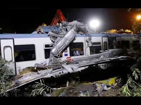 Italy train crash: two station managers under investigation
