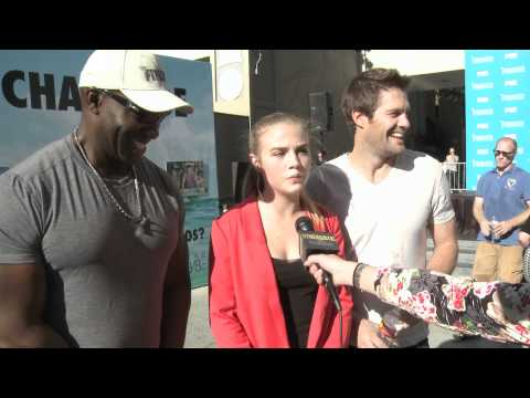 The Finder  Michael Clarke Duncan, Maddie Hasson & Geoff Stults