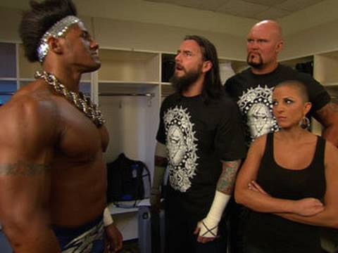 Download WWE NXT: CM Punk confronts his NXT Rookie Darren Young