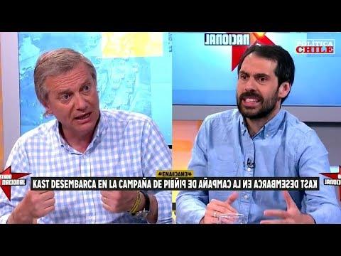 """José Antonio Kast vs Nicolás Grau: """"Los 120 Millones, ¿Dónde están?"""""""