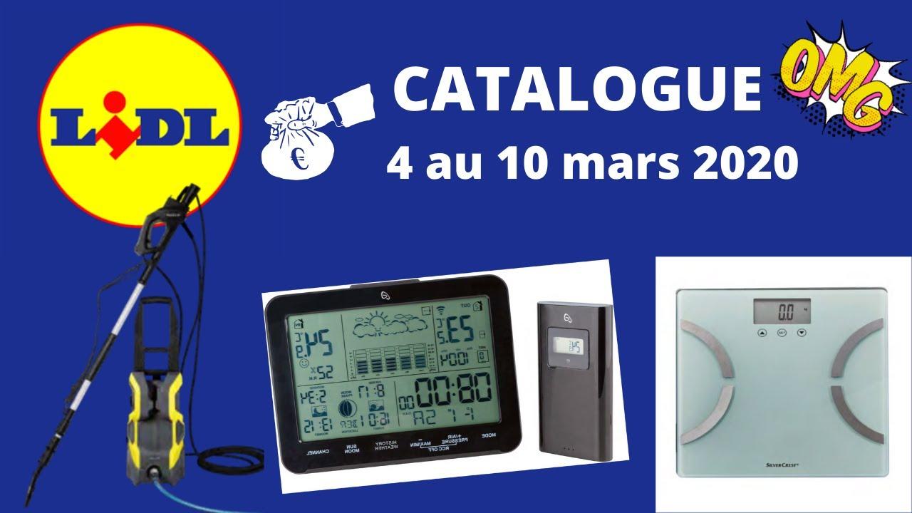 Lidl Arrivages Promos Du 4 Au 10 Mars 2020 Catalogue007 Com
