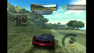 Need for Speed: Hot Pursuit 2 - Gameplay Xbox (Xbox Classic)
