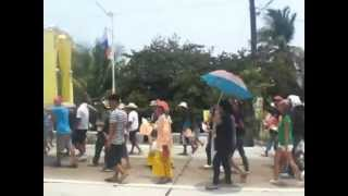 Magdiwang, Noveleta, Cavite Philippines Barrio Fiesta Karakol May 2, 2013