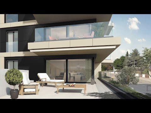 STOMEO Visualisierungen - Zürich ▷ 3D Architekturvisualisierungen