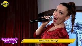 Zeynep Bozkaya ile Live Style Konuk Banu Karaca