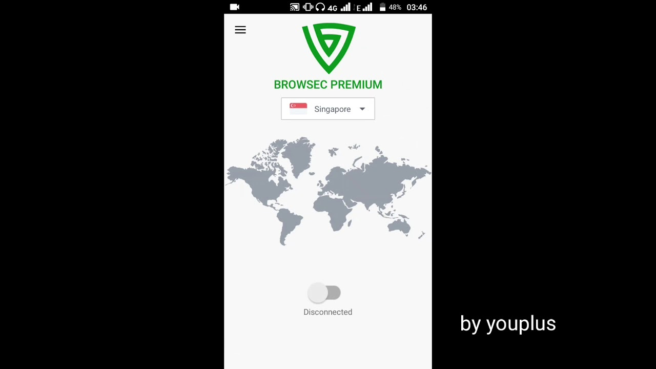 Review App BROWSEC VPN PREMIUM For Android