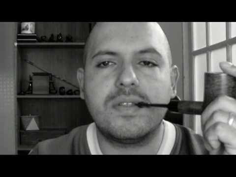 A thank you note for some pipe tobacco