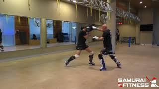 Samurai Fitness - Speed Ladder Drills for MMA & Boxing