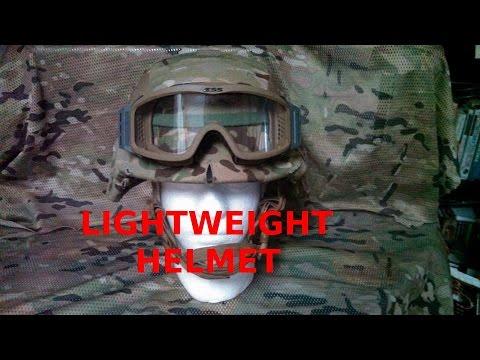 US Military Lightweight Kevlar Helmet